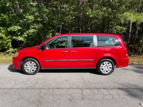 2015 Dodge Grand Caravan for sale at MATRIXX AUTO GROUP in Union City GA