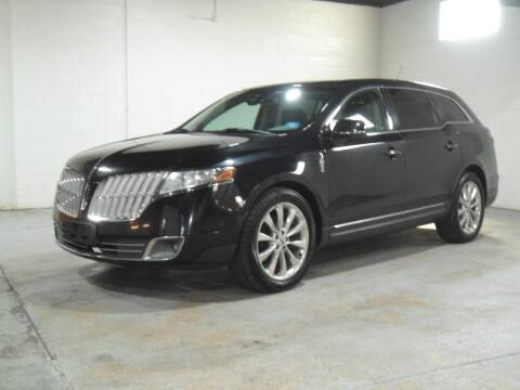 2012 Lincoln MKT for sale at Ohio Motor Cars in Parma OH