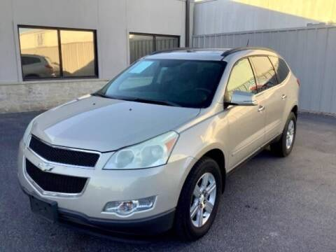 2010 Chevrolet Traverse for sale at Chaparral Motors - 1702 Clovis Rd. in Lubbock TX