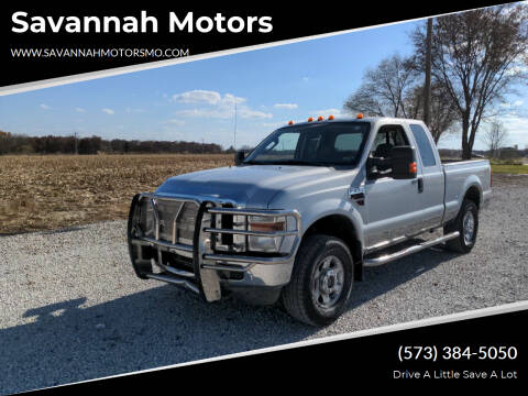 2008 Ford F-250 Super Duty for sale at Savannah Motors in Elsberry MO