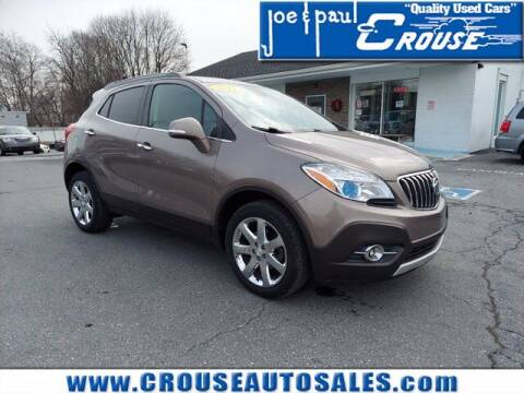 2014 Buick Encore for sale at Joe and Paul Crouse Inc. in Columbia PA