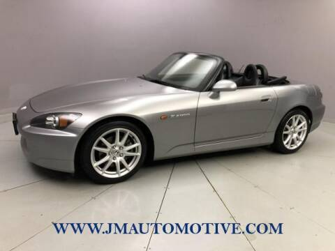 2004 Honda S2000 for sale at J & M Automotive in Naugatuck CT