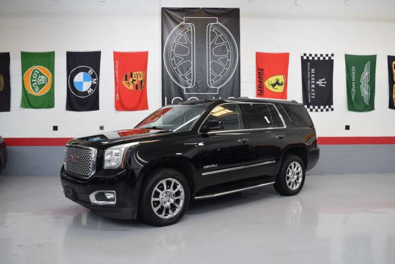 2015 GMC Yukon for sale at Iconic Auto Exchange in Concord NC