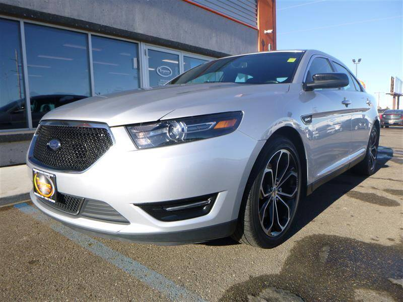 2016 Ford Taurus for sale at Torgerson Auto Center in Bismarck ND