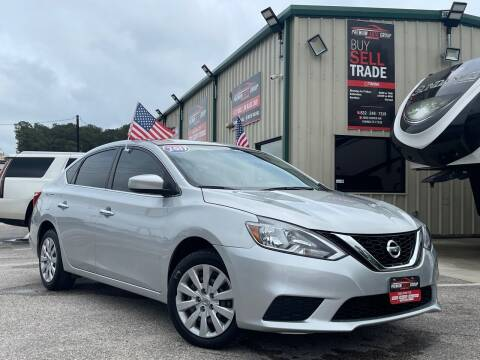 2017 Nissan Sentra for sale at Premium Auto Group in Humble TX