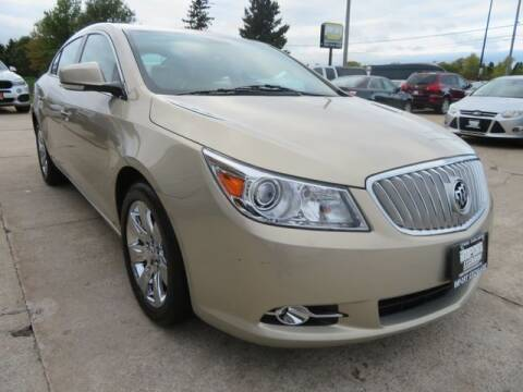 2011 Buick LaCrosse for sale at Import Exchange in Mokena IL