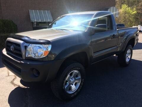 2009 Toyota Tacoma for sale at Depot Auto Sales Inc in Palmer MA