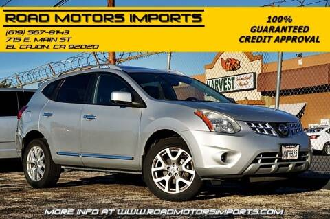 2013 Nissan Rogue for sale at Road Motors Imports in El Cajon CA