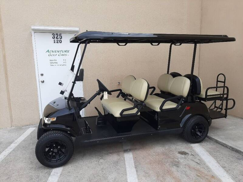 2021 Star EV Capella 4+2 for sale at ADVENTURE GOLF CARS in Southlake TX