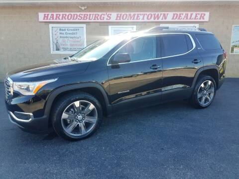2017 GMC Acadia for sale at Auto Martt, LLC in Harrodsburg KY