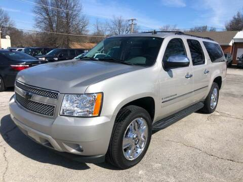 2009 Chevrolet Suburban for sale at Auto Target in O'Fallon MO