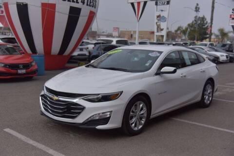 2020 Chevrolet Malibu for sale at Choice Motors in Merced CA