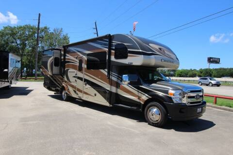 2017 Thor Industries CHATEAU 35SD for sale at Texas Best RV in Humble TX
