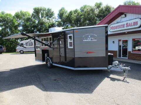 2019 ICE CASTLE FISH HOUSE & CAMPER for sale at Midstate Sales in Foley MN