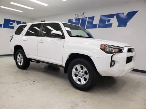 2019 Toyota 4Runner for sale at HILEY MAZDA VOLKSWAGEN of ARLINGTON in Arlington TX