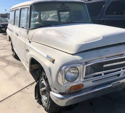 1968 International HV507 for sale at GEM Motorcars in Henderson NV