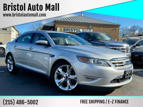 2011 Ford Taurus for sale at Bristol Auto Mall in Levittown PA