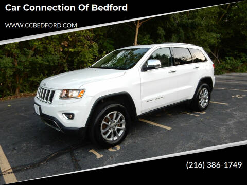 2014 Jeep Grand Cherokee for sale at Car Connection of Bedford in Bedford OH