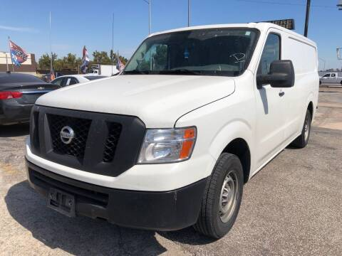 2018 Nissan NV Cargo for sale at Ital Auto in Oklahoma City OK