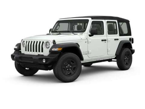 2018 Jeep Wrangler Unlimited for sale at Bald Hill Kia in Warwick RI