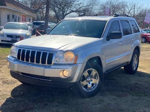 2007 Jeep Grand Cherokee for sale at Texas Select Autos LLC in Mckinney TX
