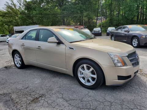 2008 Cadillac CTS for sale at Import Plus Auto Sales in Norcross GA