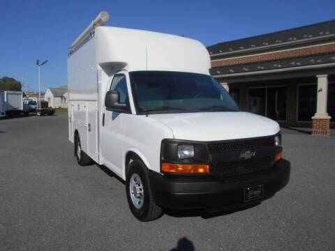 2012 Chevrolet Express Cutaway for sale at Nye Motor Company in Manheim PA