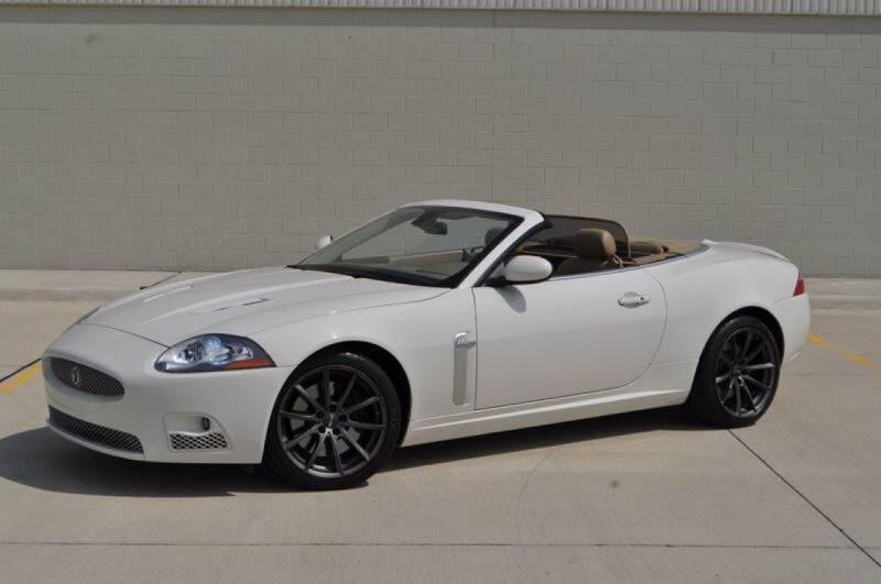 2008 Jaguar XK-Series for sale at Select Motor Group in Macomb MI