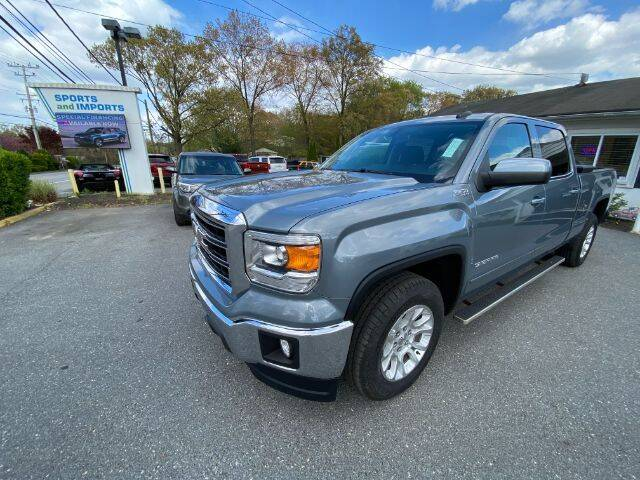 2015 GMC Sierra 1500 for sale at Sports & Imports in Pasadena MD