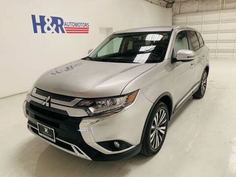 2019 Mitsubishi Outlander for sale at H&R Auto Motors in San Antonio TX