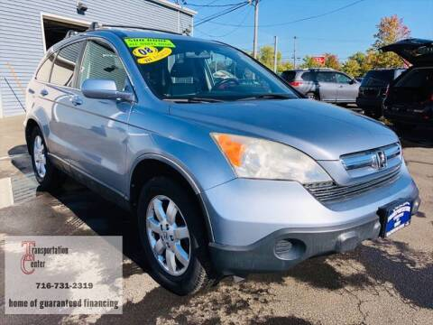2008 Honda CR-V for sale at Transportation Center Of Western New York in Niagara Falls NY