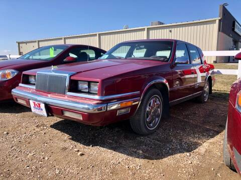 1988 Chrysler New Yorker for sale at TnT Auto Plex in Platte SD
