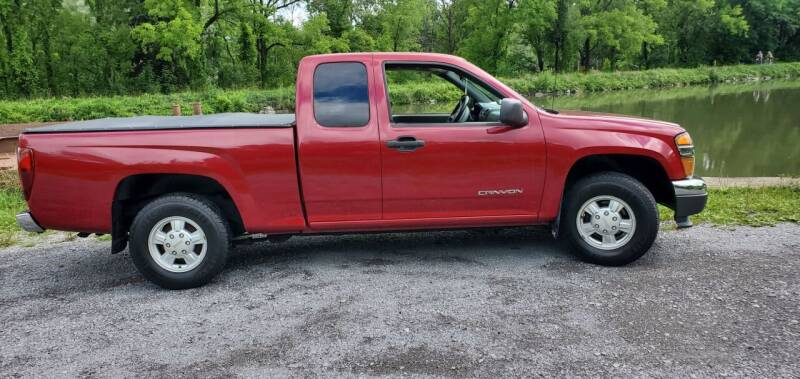 2005 GMC Canyon for sale at Auto Link Inc in Spencerport NY
