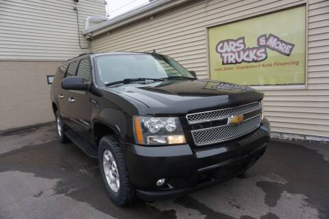 2007 Chevrolet Suburban for sale at Cars Trucks & More in Howell MI