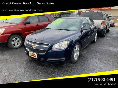2010 Chevrolet Malibu for sale at Credit Connection Auto Sales Dover in Dover PA