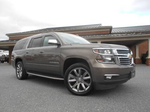 2015 Chevrolet Suburban for sale at Nye Motor Company in Manheim PA