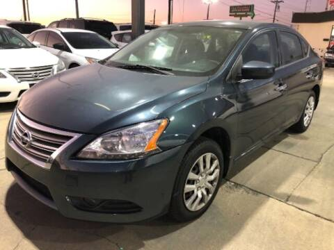 2014 Nissan Sentra for sale at Auto Limits in Irving TX