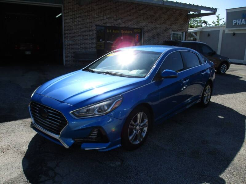 2018 Hyundai Sonata for sale at A - 1 Auto Brokers in Ocean Springs MS