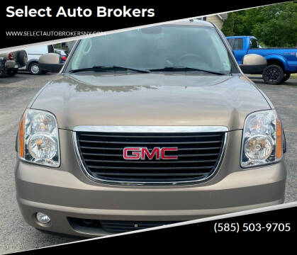 2007 GMC Yukon for sale at Select Auto Brokers in Webster NY