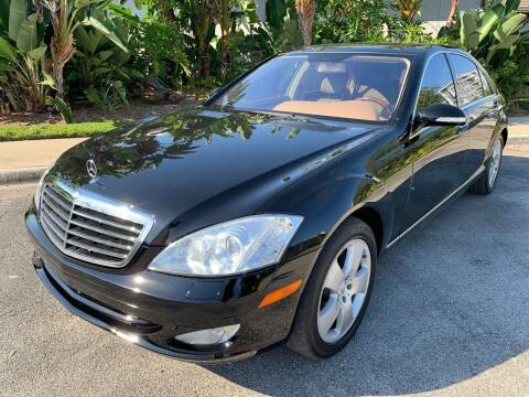 2007 Mercedes-Benz S-Class for sale at Mirabella Motors in Tampa FL
