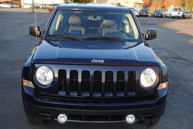 2016 Jeep Patriot for sale at Susquehanna Auto in Oneonta NY