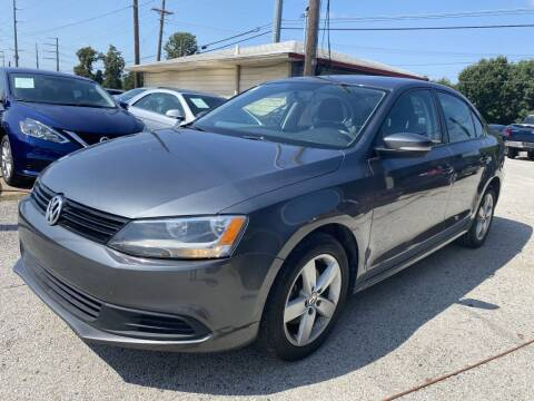 2011 Volkswagen Jetta for sale at Pary's Auto Sales in Garland TX