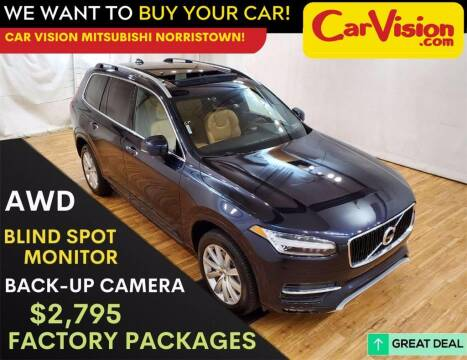 2017 Volvo XC90 for sale at Car Vision Mitsubishi Norristown in Trooper PA