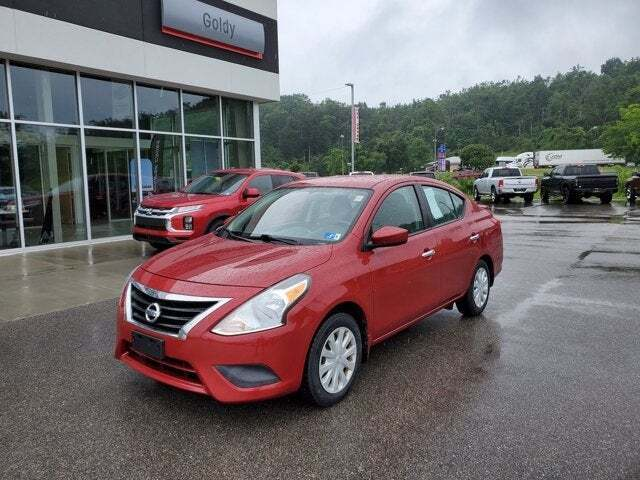 2015 Nissan Versa for sale in Huntington, WV