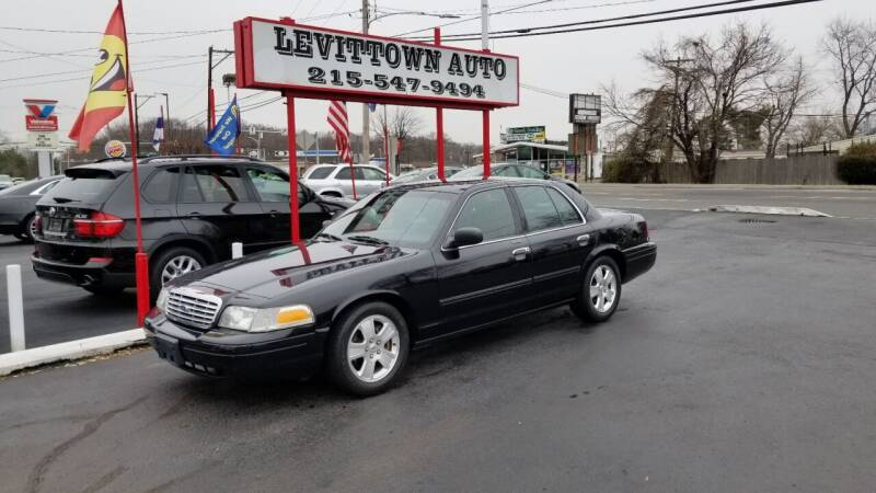 2010 Ford Crown Victoria for sale at Levittown Auto in Levittown PA