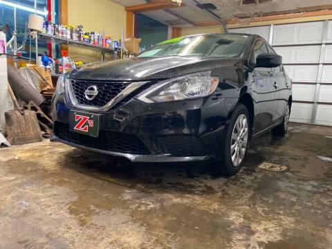 2016 Nissan Sentra for sale at Zs Auto Sales in Kenosha WI