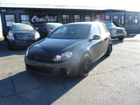 2014 Volkswagen GTI for sale at Central Auto in South Salt Lake UT