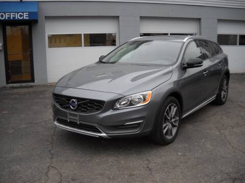 2016 Volvo V60 Cross Country for sale at Best Wheels Imports in Johnston RI