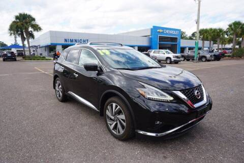 2019 Nissan Murano for sale at WinWithCraig.com in Jacksonville FL