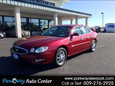 2006 Buick LaCrosse for sale at PARKWAY AUTO CENTER AND RV in Deer Park WA